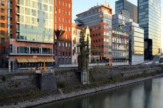 Courtyard Düsseldorf Hafen
