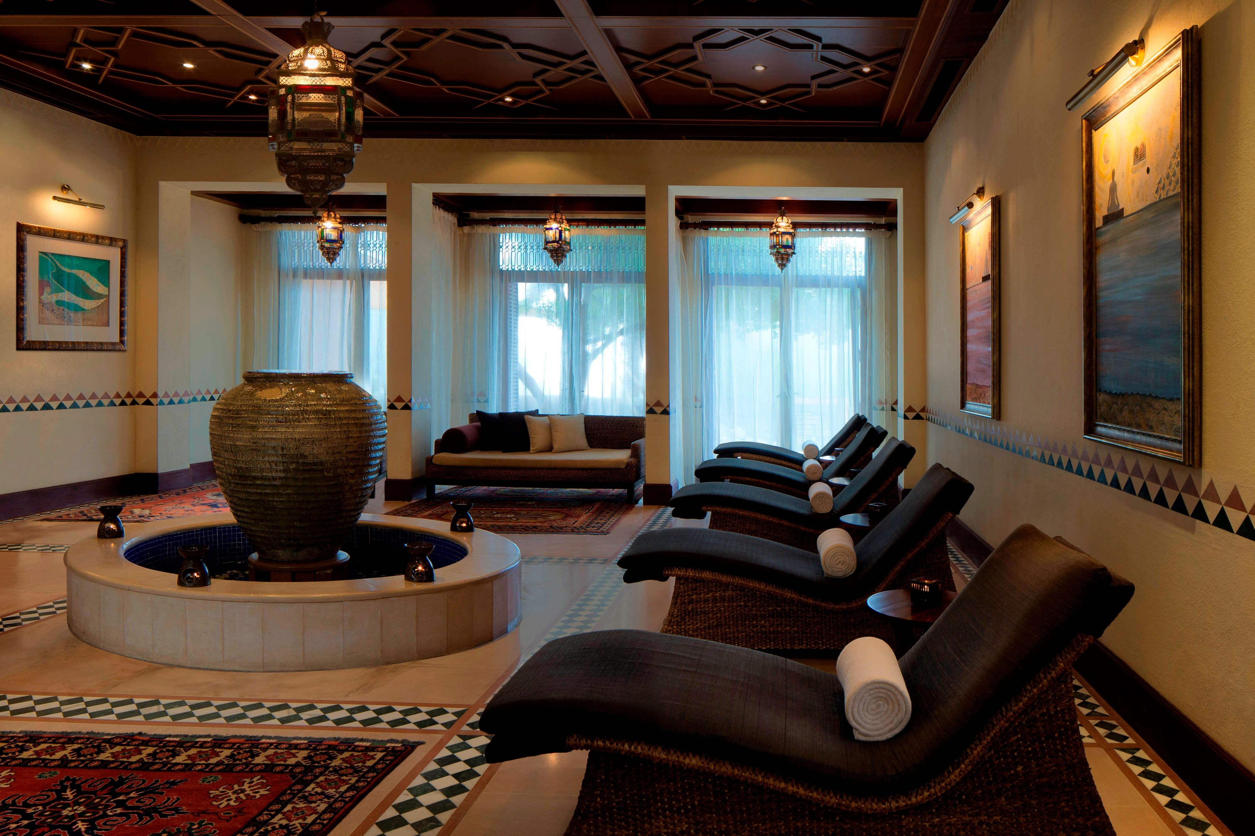 Timeless Spa - Relaxation Area