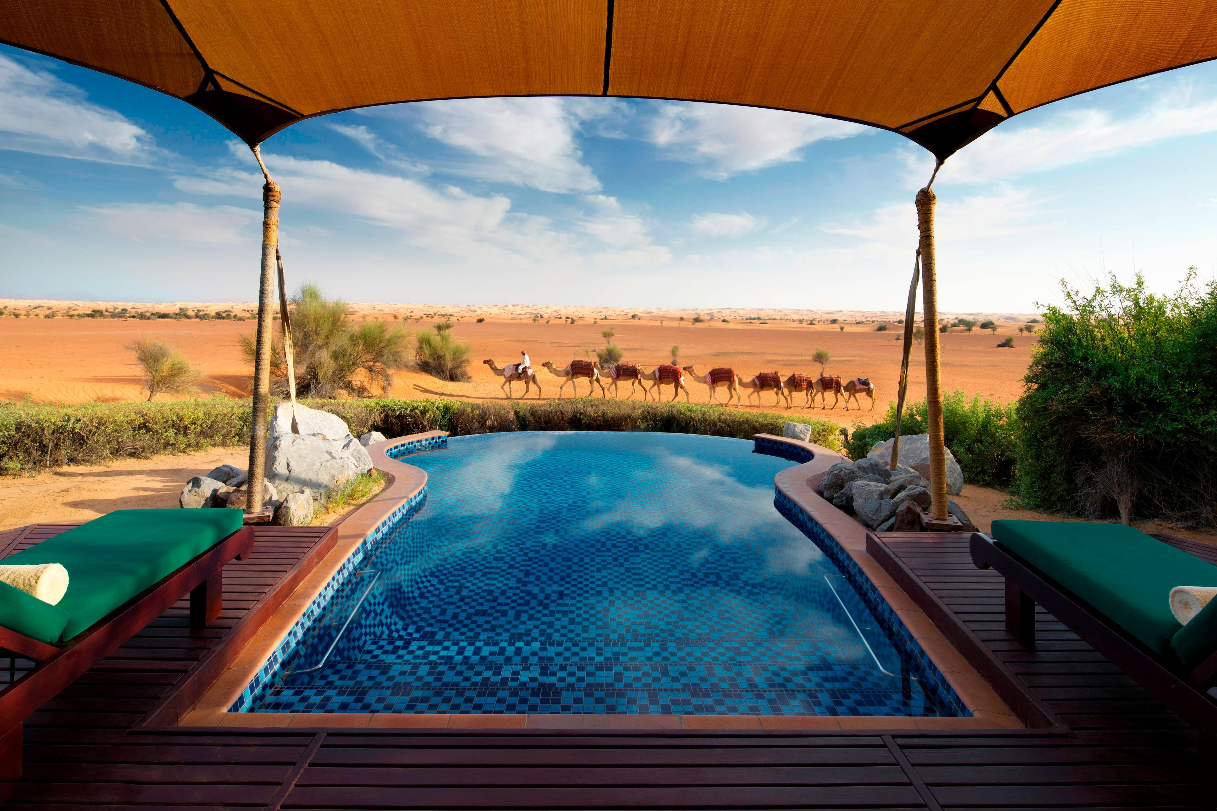 Bedouin Suite Pool