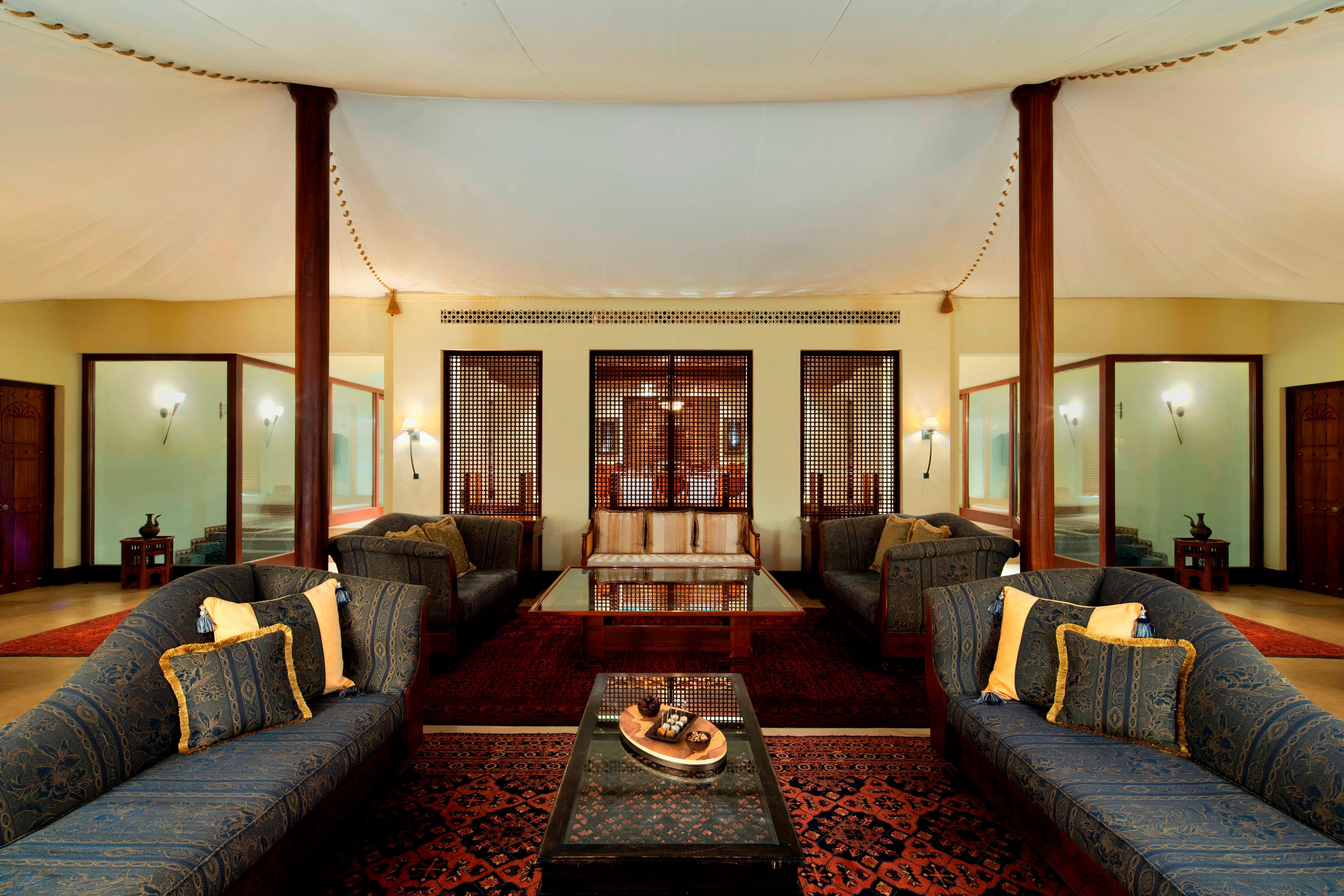 Presidential Suite - Lounge Area