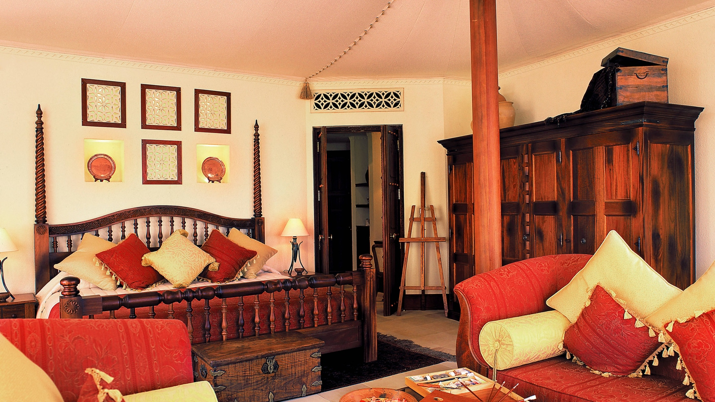 Bedouin Suite - Bedroom