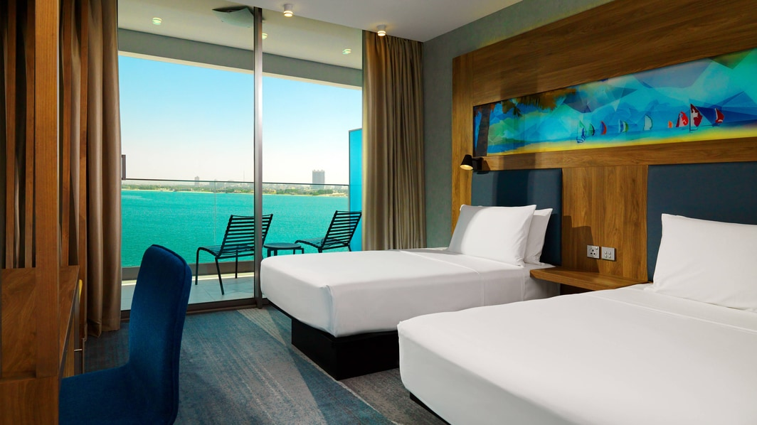 Sea View Guest Room