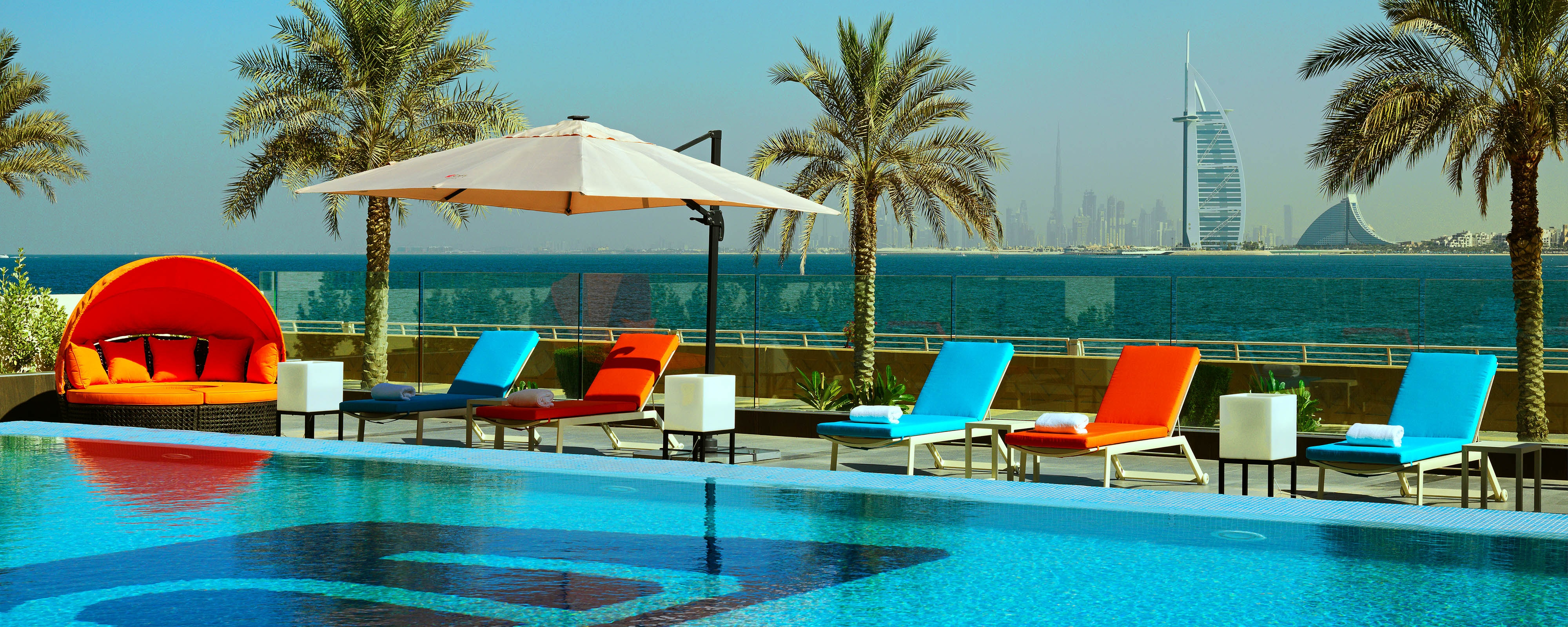 Boutique Hotel In Dubai Aloft Palm Jumeirah