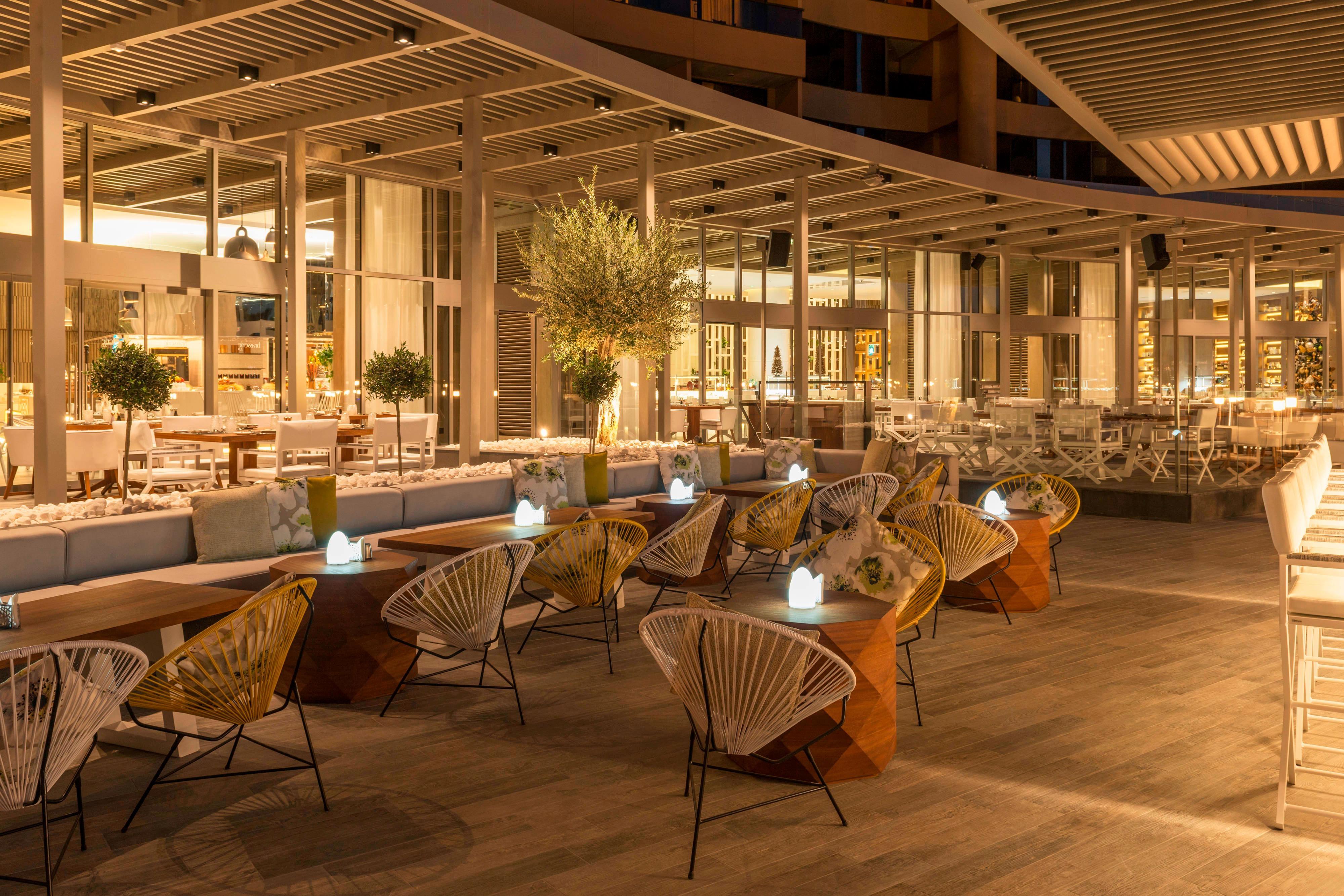 Brasserie 2.0 Terrace