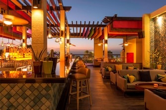 Maya Mexican Kitchen Bar Rooftop Bar Lounge