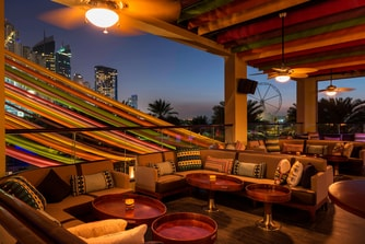 Maya Mexican Kitchen Bar Rooftop Lounge