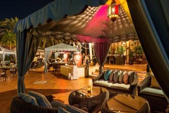 Al Khaima Tent Lounge