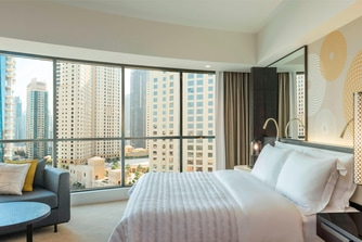 Deluxe Suite City View - Bedroom