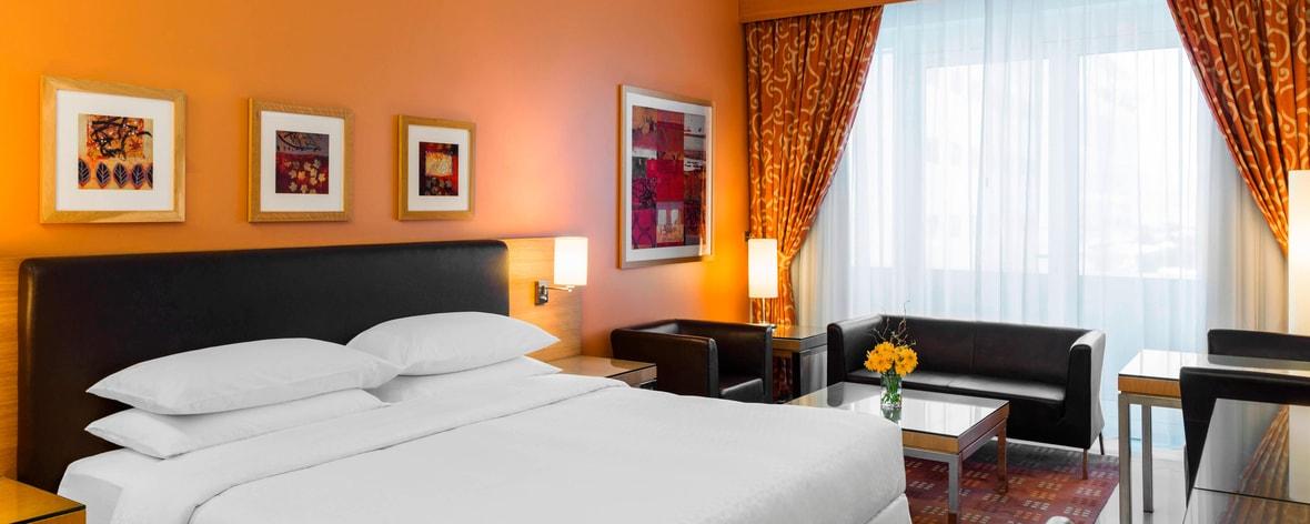 Preferred Bedroom - King Guest Room