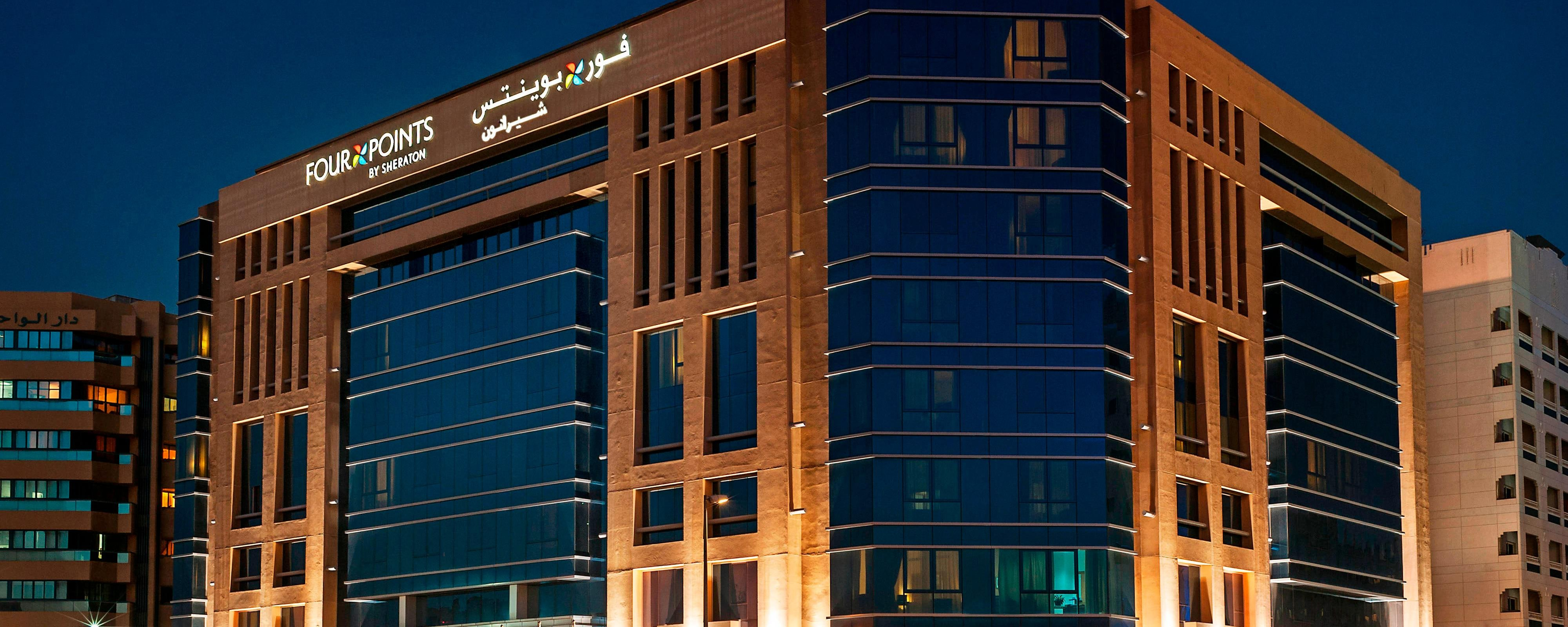 Business Leisure Hotel In Dubai Four Points By Sheraton Downtown