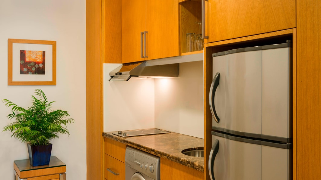 Studio Room - Kitchenette