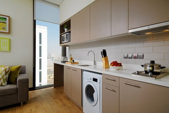 Studio Superior Studio Kitchenette