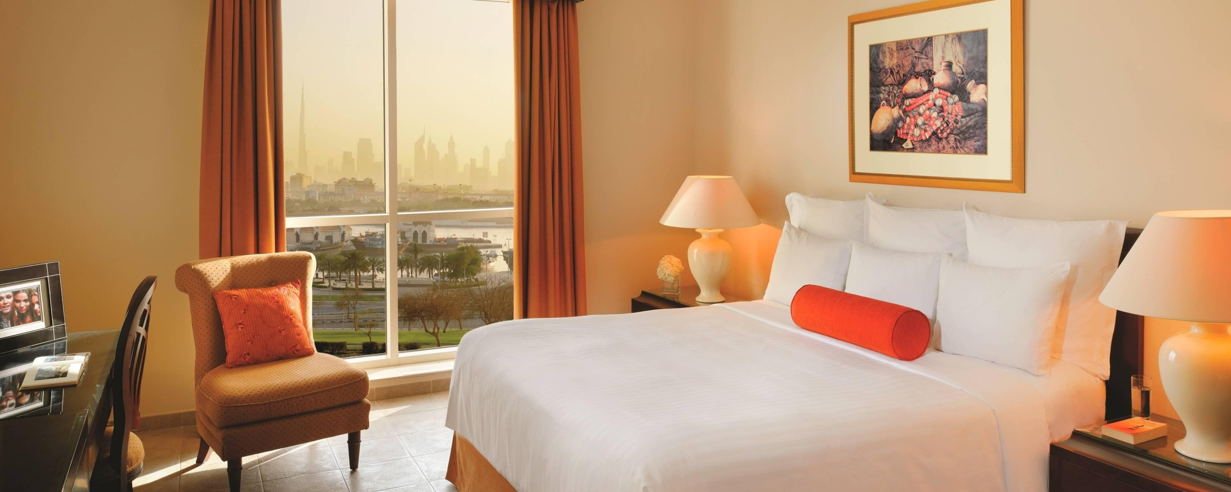 Dubai furnished apartments