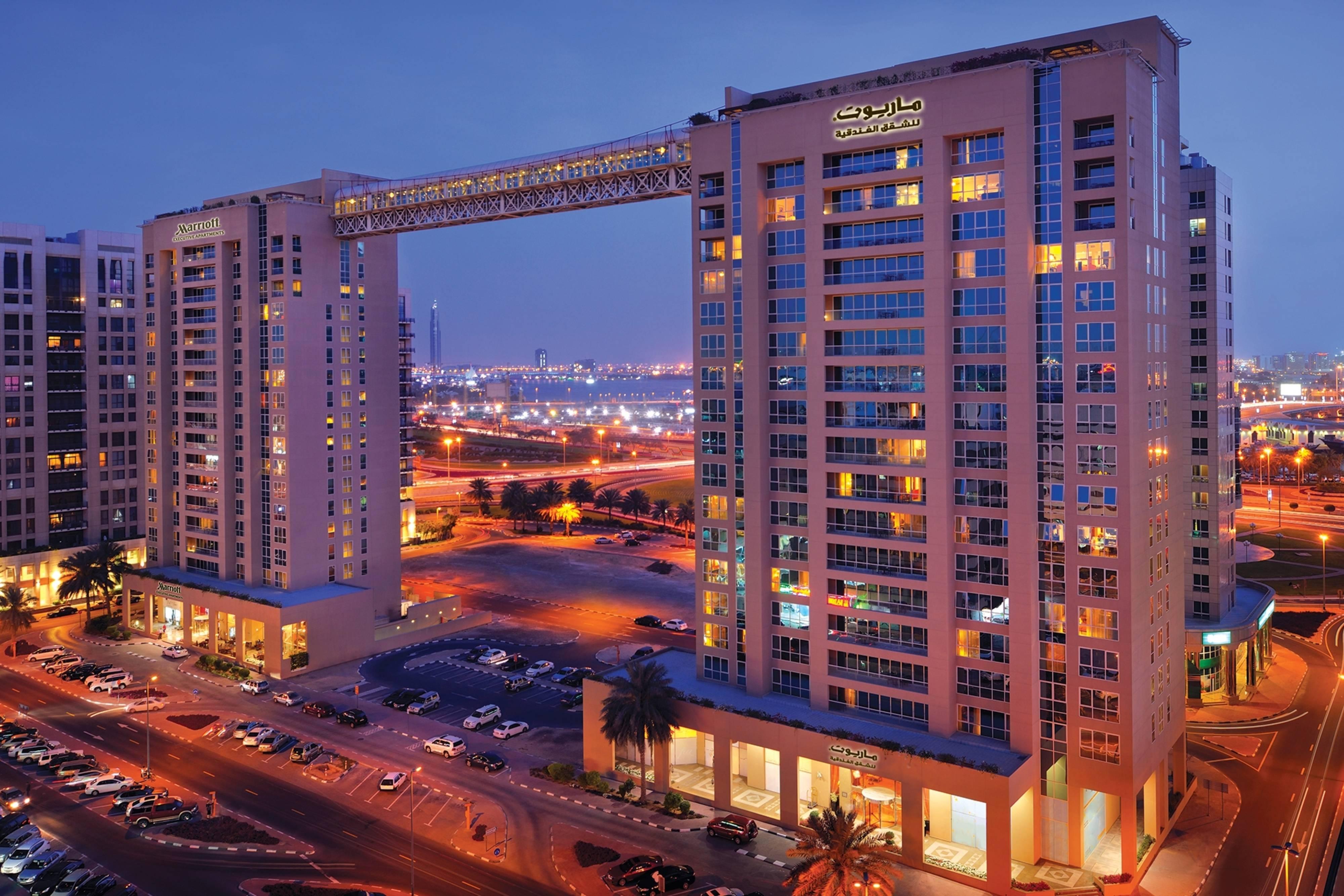 Dubai long stay hotel