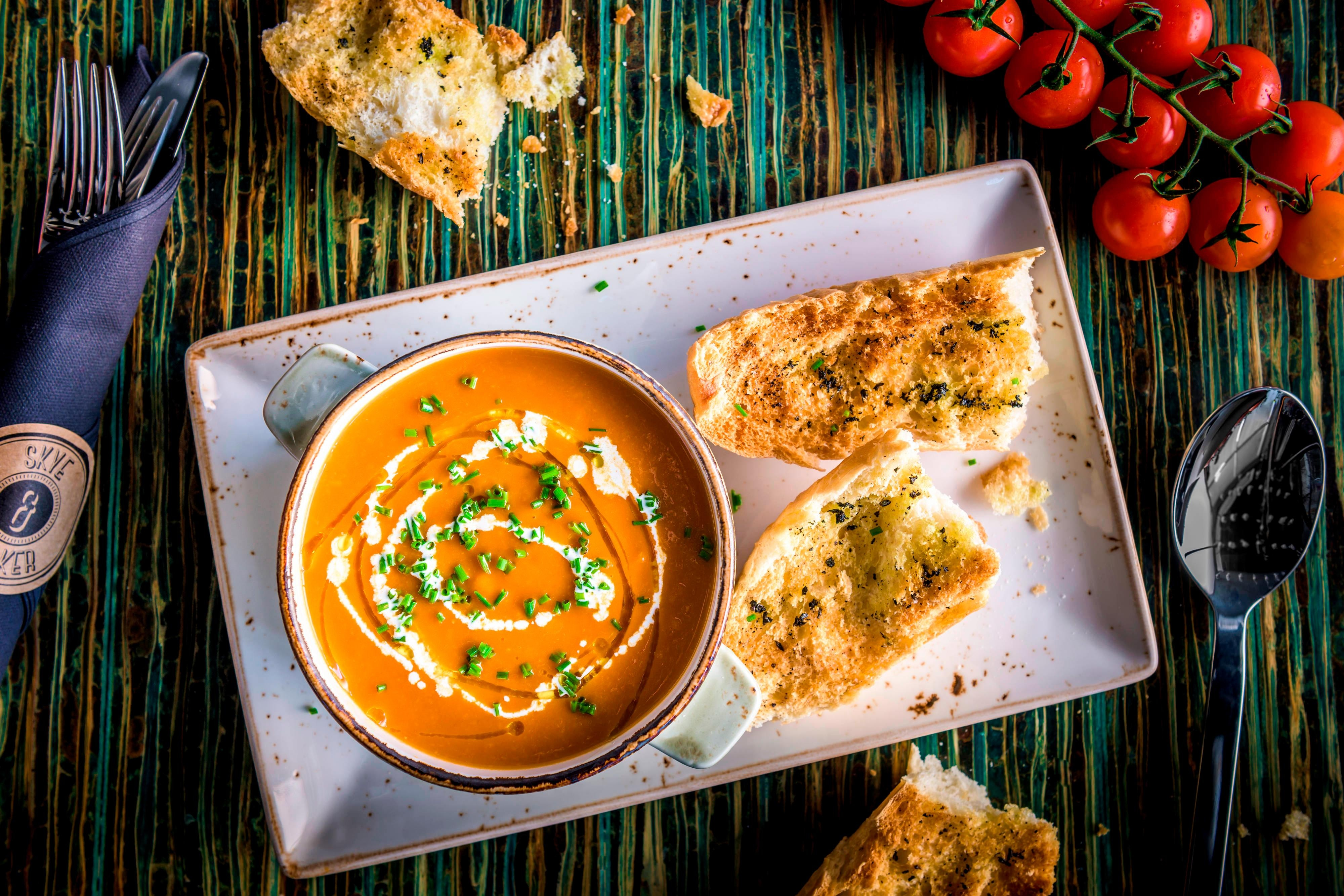 Tomato & Fennel Soup