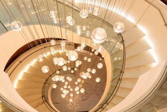 Ballroom Staircase