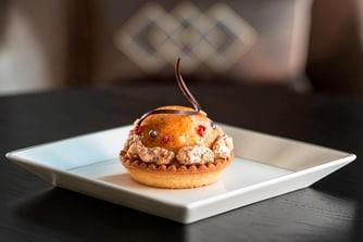 Link@Sheraton Cafe - Custard Tart