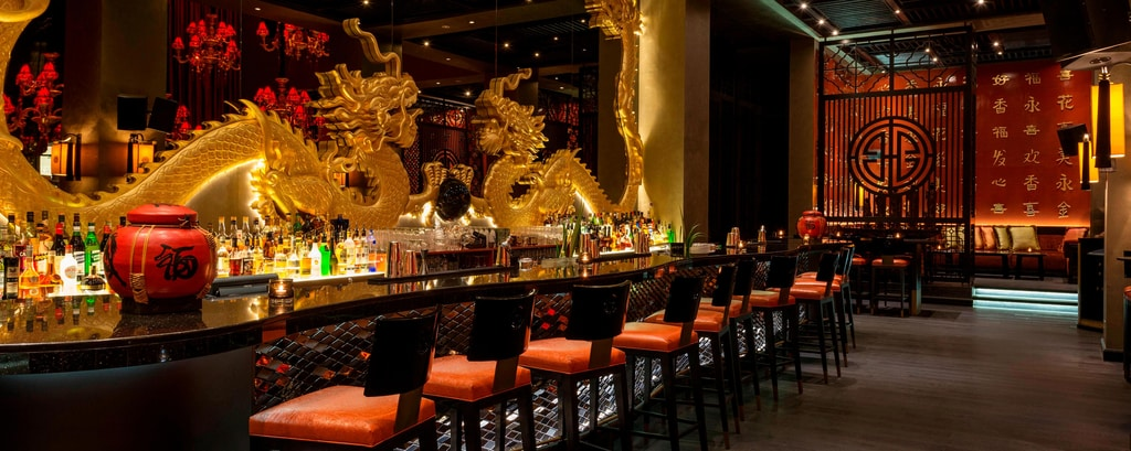 Buddha-Bar Dragon Bar