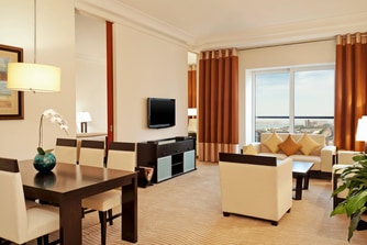 Premier Executive Suite - Living Room