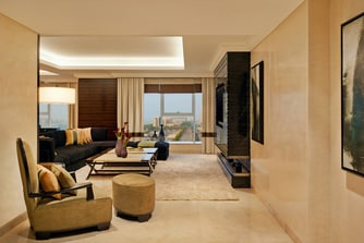 Royal Suite-Living Room