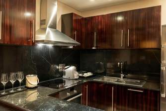 Grosvenor Suite - Kitchen
