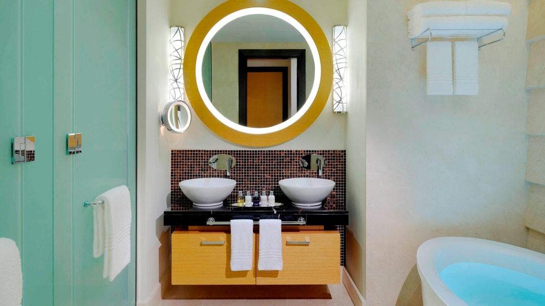 ثلاث غرف نوم – الحمام الرئيسي
