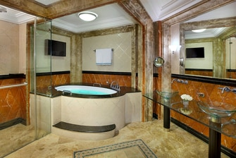 Bad der Präsidenten Suite in Dubai