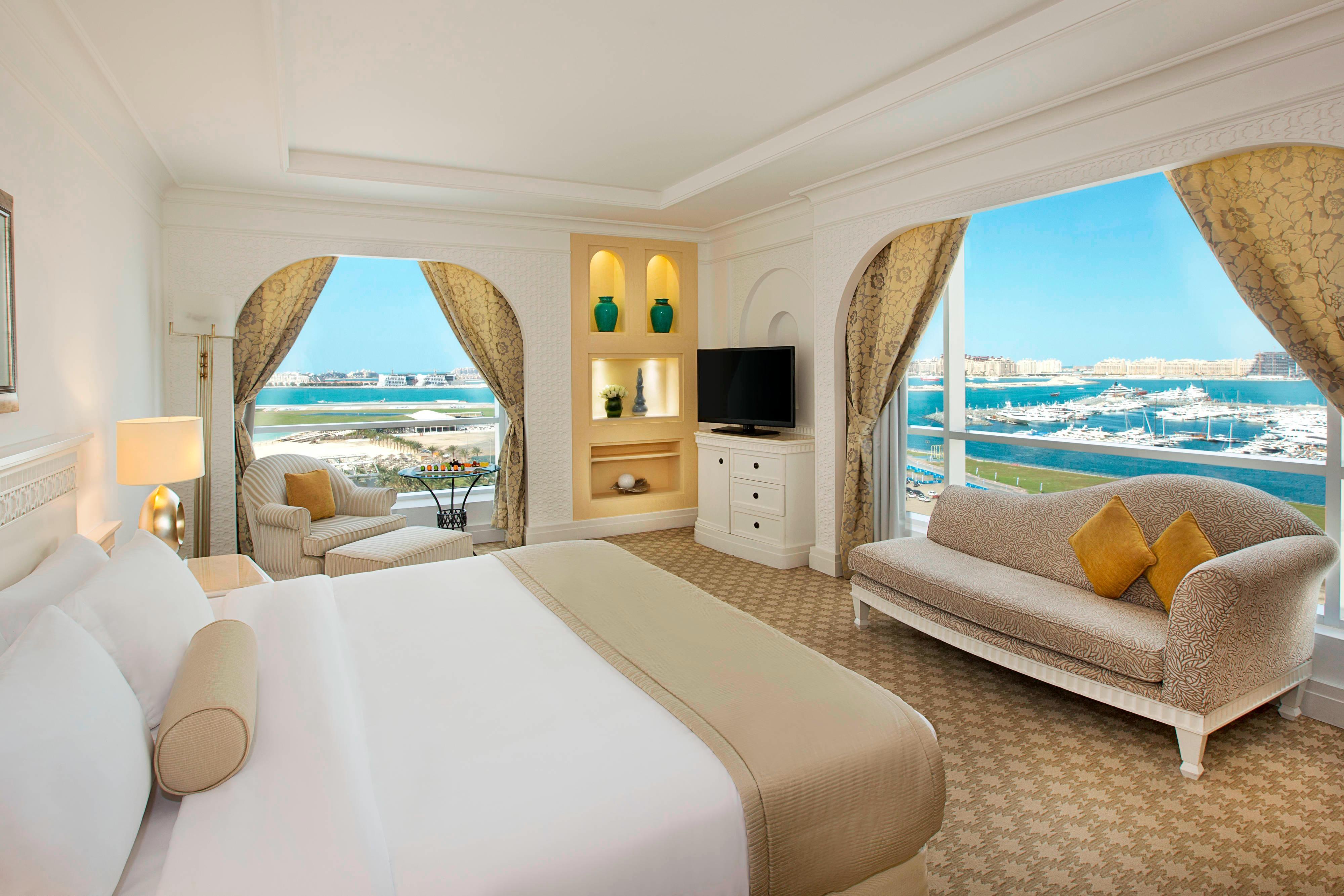Gästezimmer mit Meerblick in Dubai