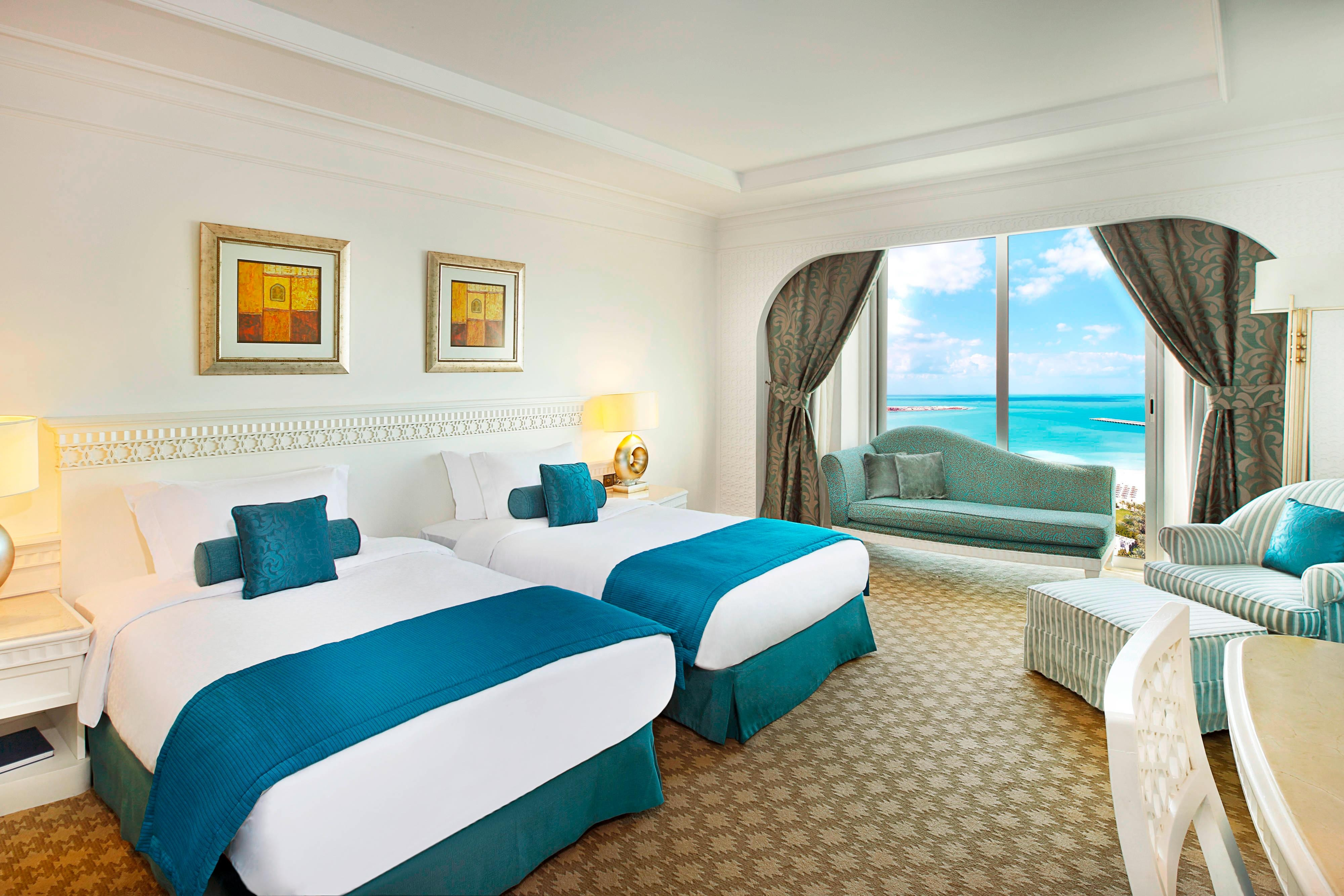 Chambre Tower avec lit simple face à l'océan