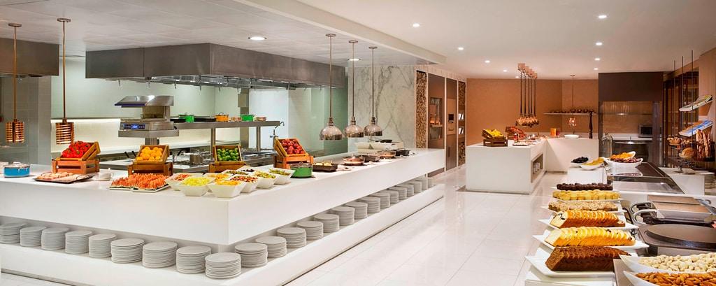 Buffet à Dubaï