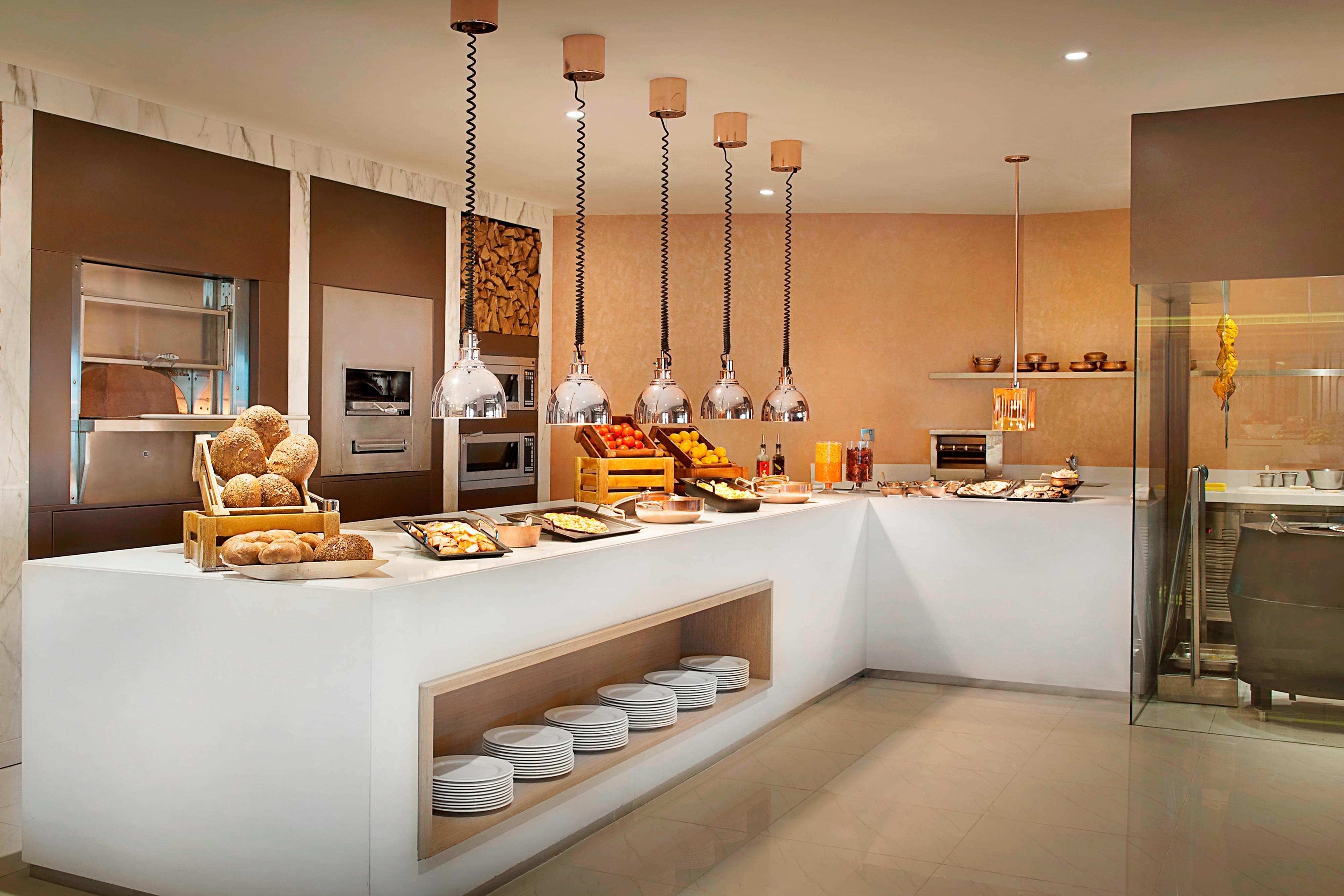 Frühstücksbüfett in Dubai