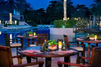 المطعم الإيطالي في دبي
