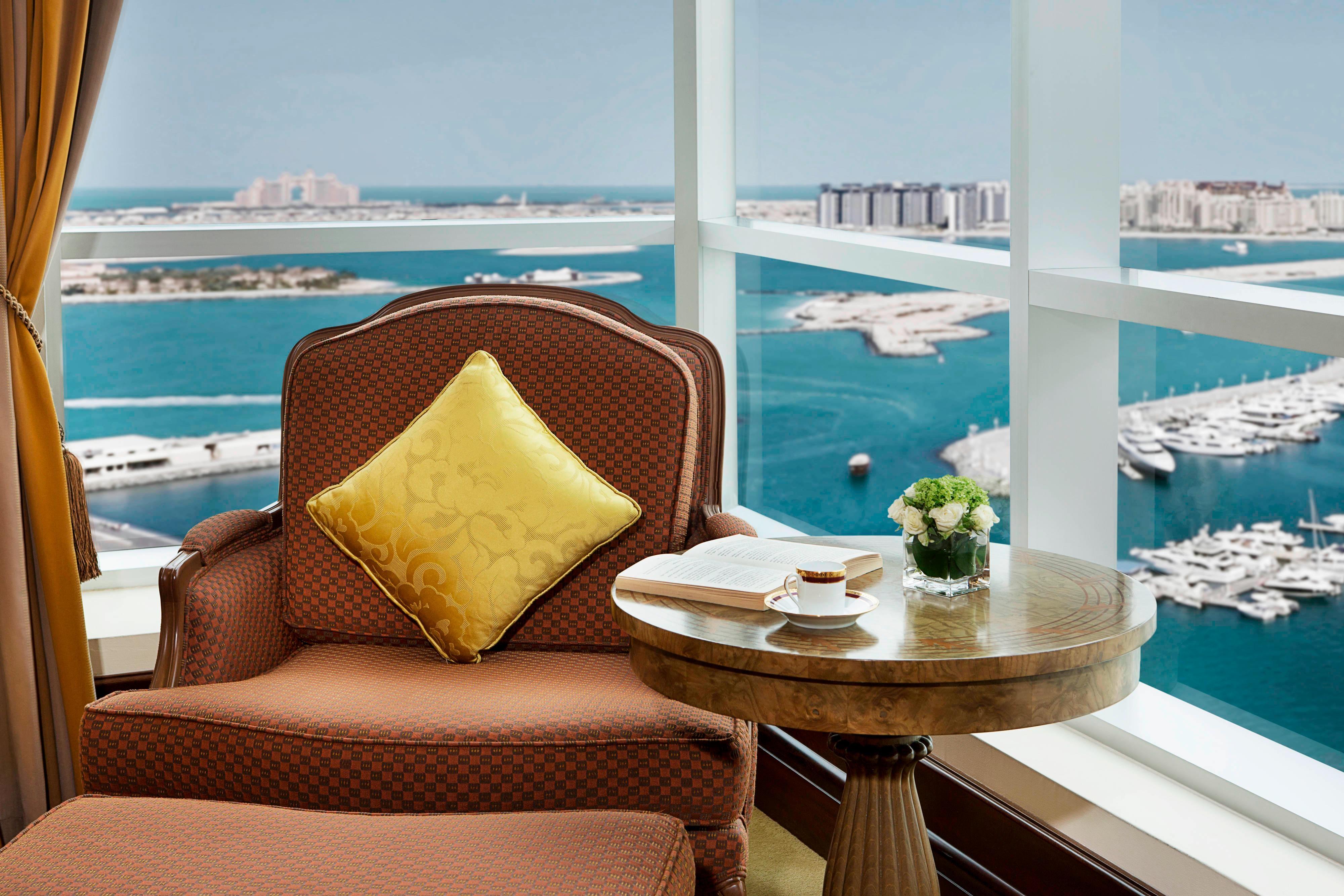 Suite mit Meerblick in Dubai
