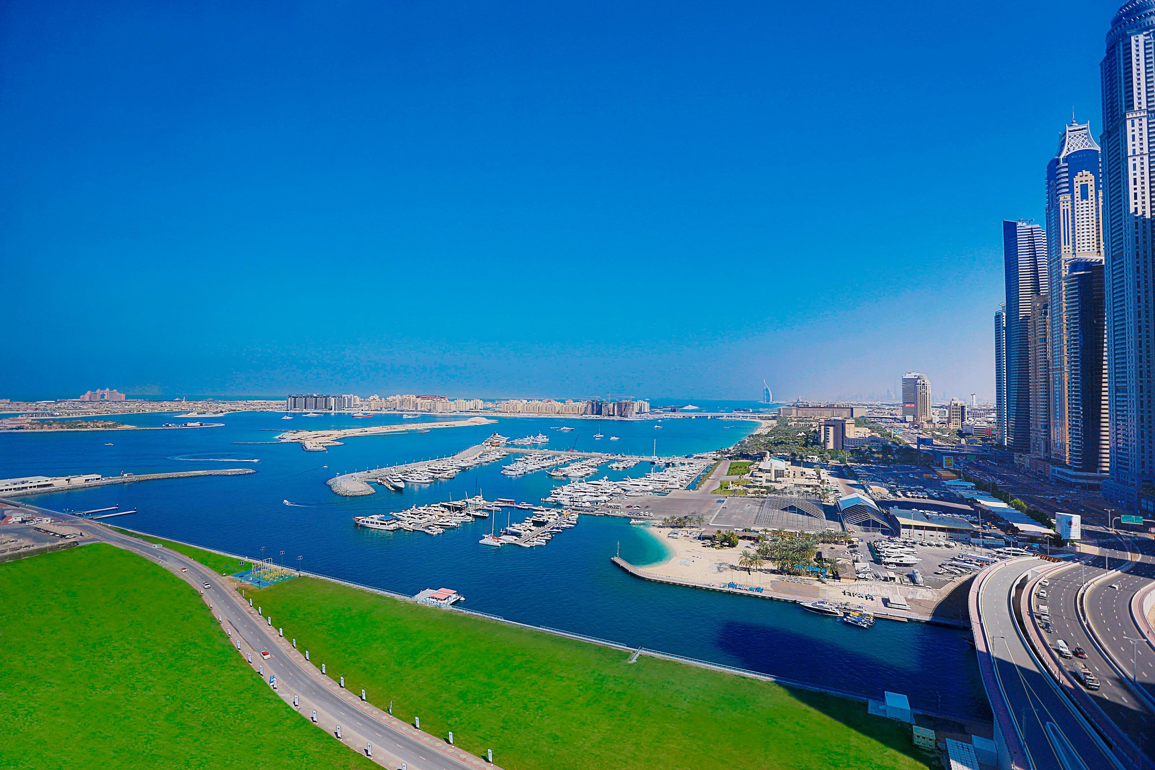 Hotel mit Panoramablick in Dubai