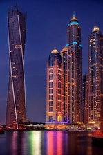 4-star hotel in Dubai Marina