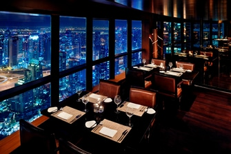 Restaurant in Dubai Marina