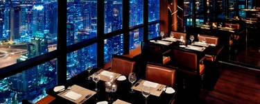 Отель Dubai Marriott Harbour Hotel & Suites