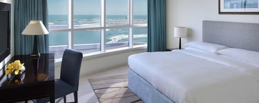 Dubaï Marriott Harbour Hotel & Suites