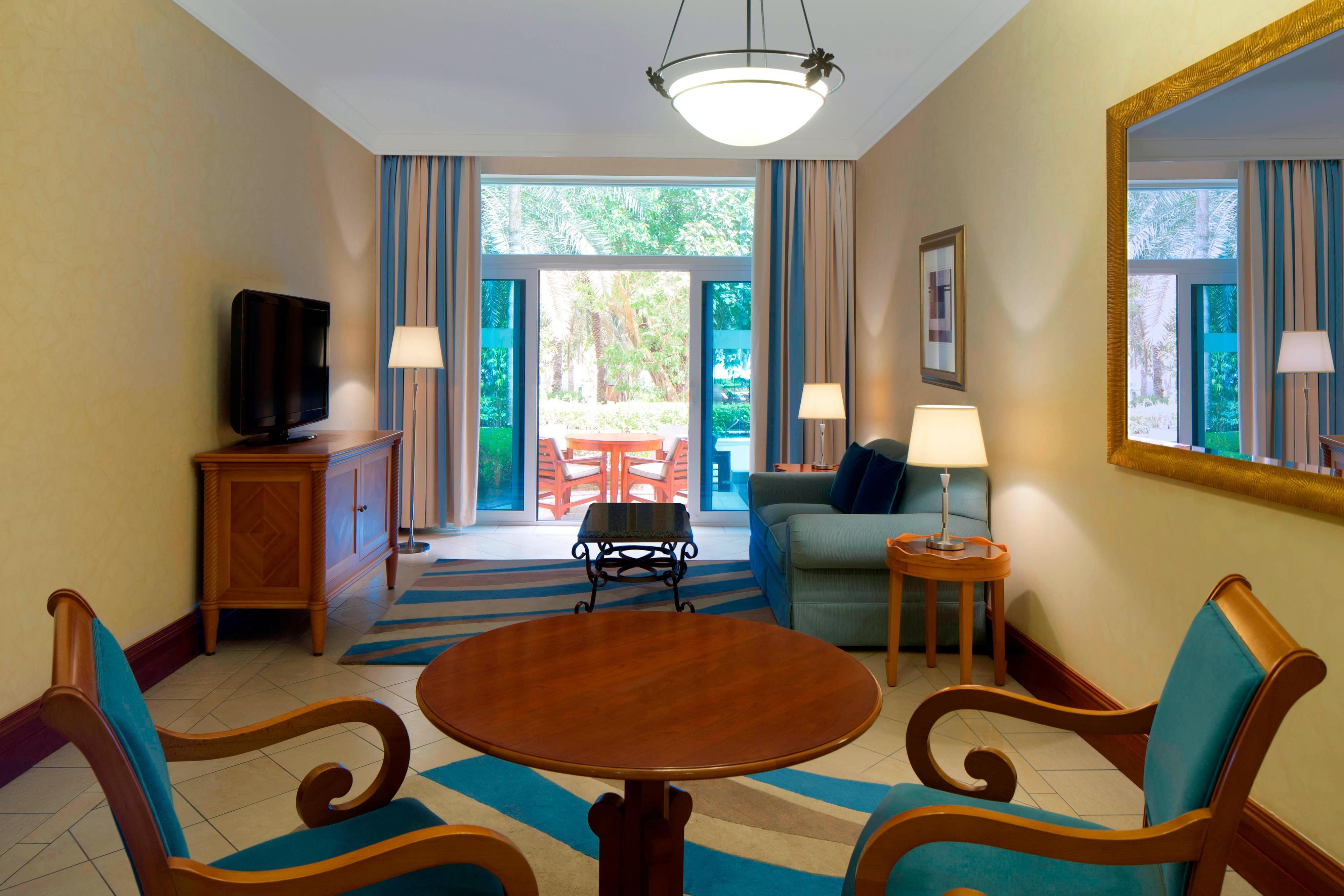 02 Bedroom Garden Suite