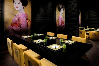 Dubai Sushi Bar private dining