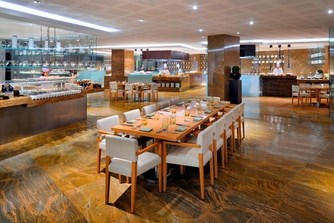 All Day Dining Restaurant Dubai
