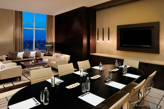Sheikh Zayed Road meeting room