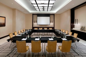 Sheikh Zayed Road meeting space
