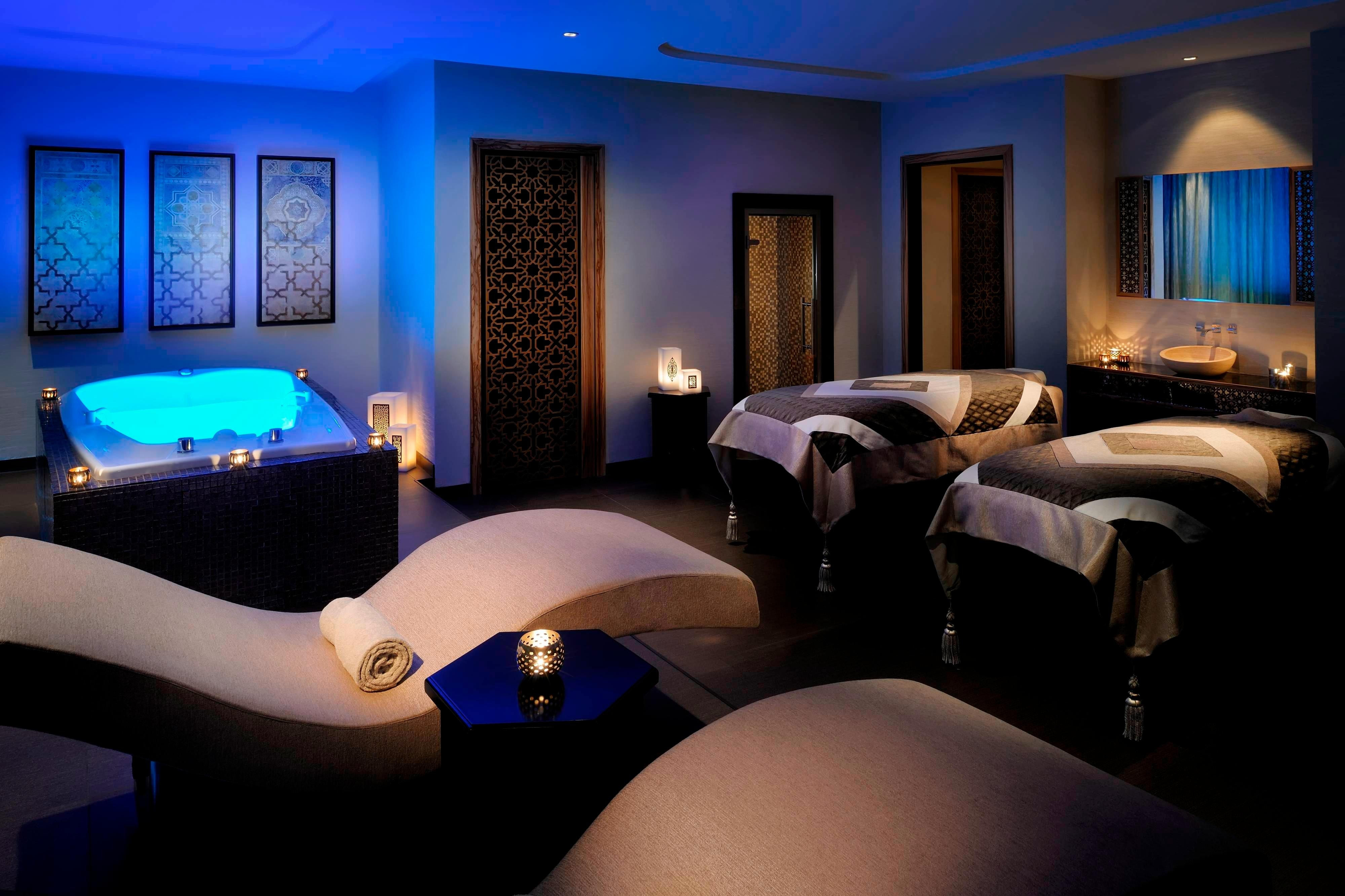 Couples massage Dubai spa