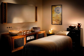 Luxury Dubai spa