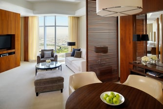 Burj Khalifa large luxury rooms