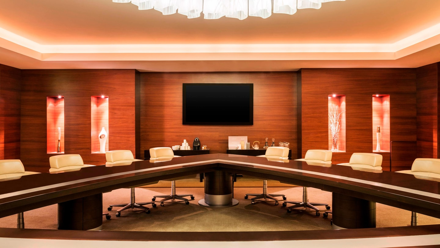 Umm Al Quwain Meeting Room
