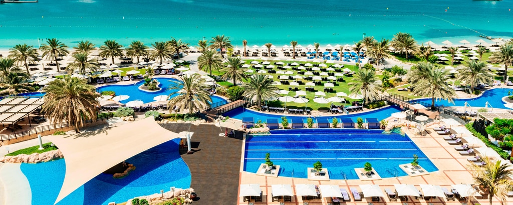 Image result for westin dubai mina seyahi pool