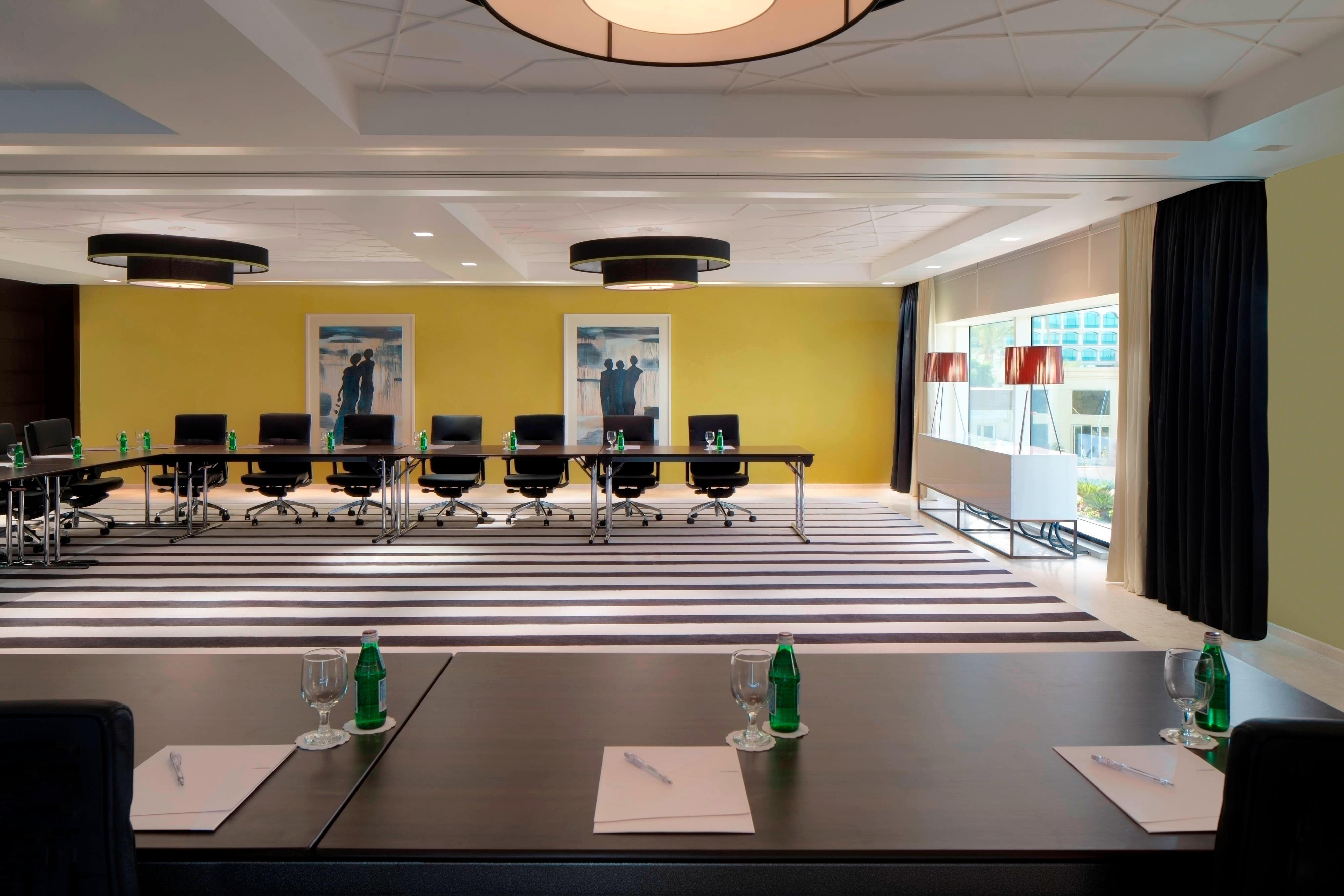 Gazelle 1 & 2 Boardroom