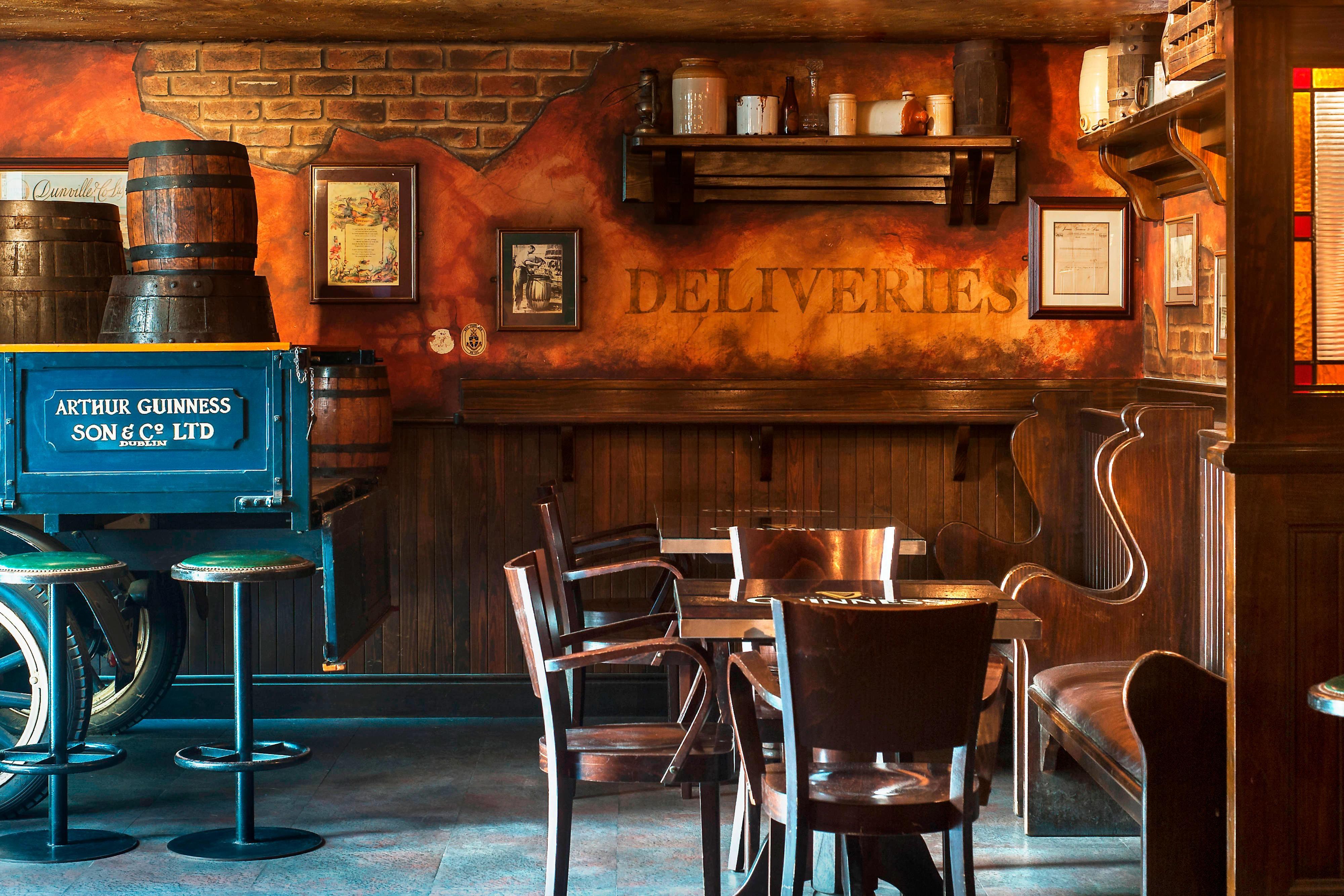The Dubliner s Restaurant
